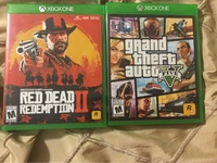 GTA 5 and red dead redemption 2