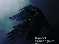 Paintings by RAven