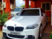 BMW 5-Series, 2012, PCR