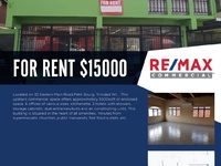 EMR Petit Bourg Upstairs Commercial Space available