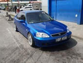 Honda Civic, 2003, HBP