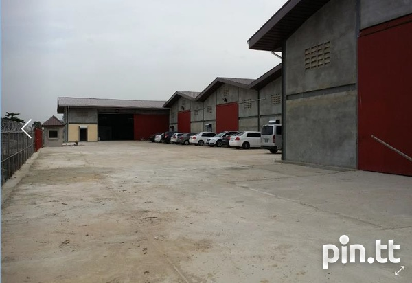 WAREHOUSE SPACE at a Central Location in Aranguez-2