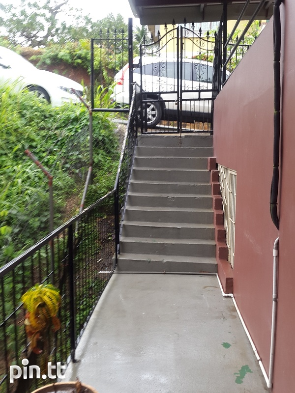 Apartment with 2 bedrooms Paul Mitchell Rd Arima-2