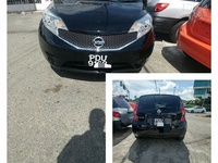 Nissan Note, 2015, X