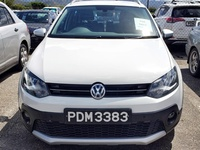 Volkswagen Polo, 2016, PDM
