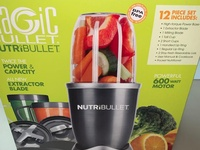 12 pc Magic Bullet