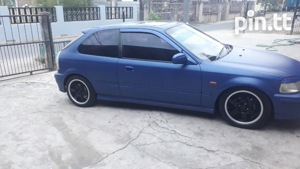 Honda Civic, 1998, PBC-1