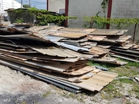 Used Galvanize Sheets