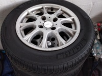 15 inch Rims and tyres
