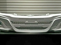 2014 Toyota Hilux Aftermarket Front Bumper