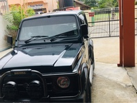Suzuki Jimny, 1998, unregistered