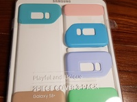 Samsung S8 Plus 2 Piece Cover 3 Pack