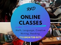 R and D Online Class
