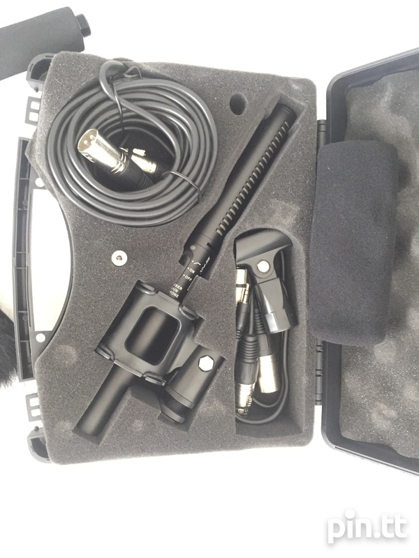 Pro VIDEO Microphone Set-3