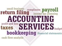 Tax Services - Business and Personal.