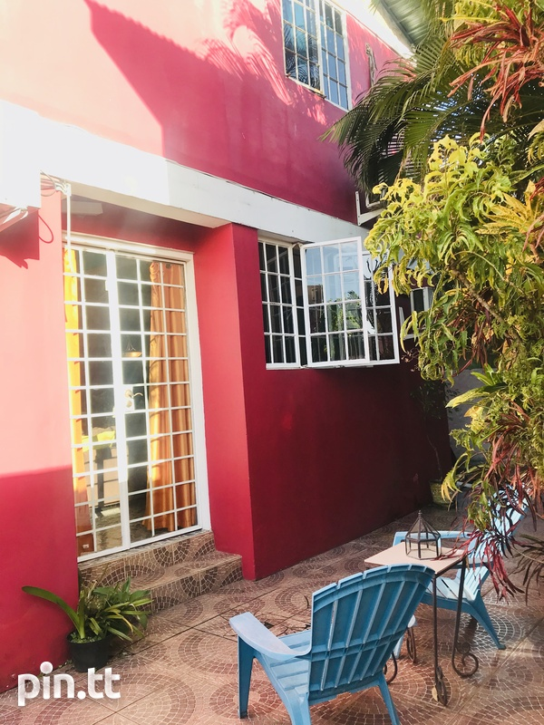 Lovely 4 bedrooms House in vicinity of Queens Park Savannah, POS-7