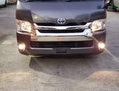 Toyota Hiace, 2014, roro new registration