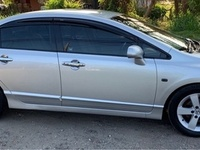 Honda Civic, 2008, PCS