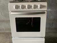 Mabe 20 inch gas stove