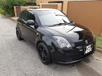 Suzuki Swift, 2007, PCE