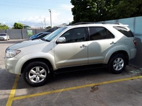 Toyota Fortuner, 2009, PCN