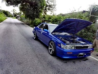 Nissan Laurel, 1990, PBG
