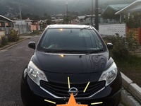 Nissan Note, 2014, PDP