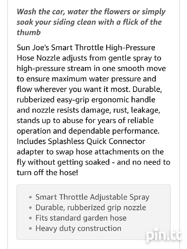 Sun Joe Smart Throttle by Aquajoe-2