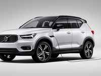 Cars Volvo, 2020, New