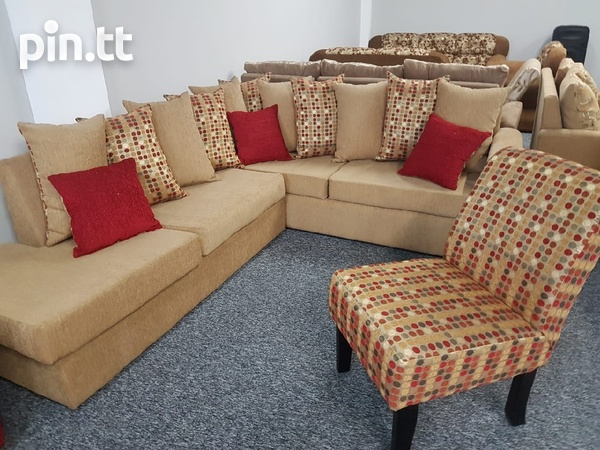 Living Room Sectional-3
