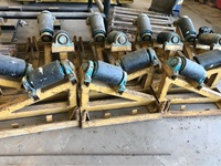 Heavy Duty Pipeline Rollers - Used