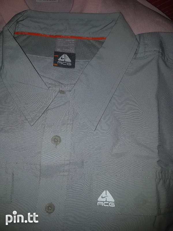 Original Nike acg shirt men xl-2