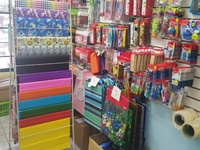 Stationary, Computer supplies and Phone store
