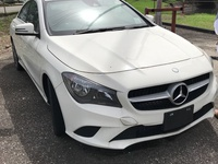 Mercedes Benz C-Class, 2015, unregistered
