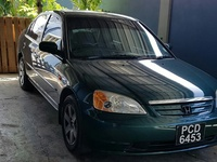 Honda Civic, 2007, PCD