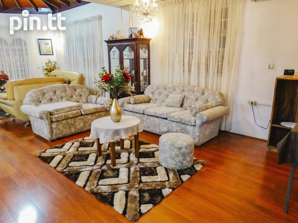 Trincity - Fully Furnished 3 Bedroom Home-2