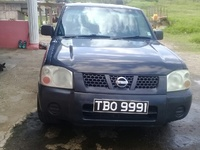 Nissan Frontier, 2004, TBC