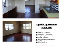 Siparia Apartment with 3 Bedrooms
