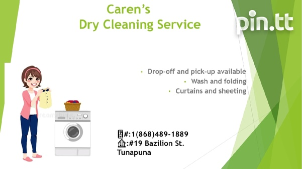 Caren's Dry Cleaning Service