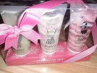 Body lotion set