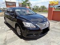 Nissan Sylphy, 2014, PDR