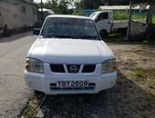 Nissan Frontier, 2000, TBY