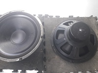 2 house speakers 15inch