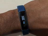 Used Fitbit Alta with Extra Bands