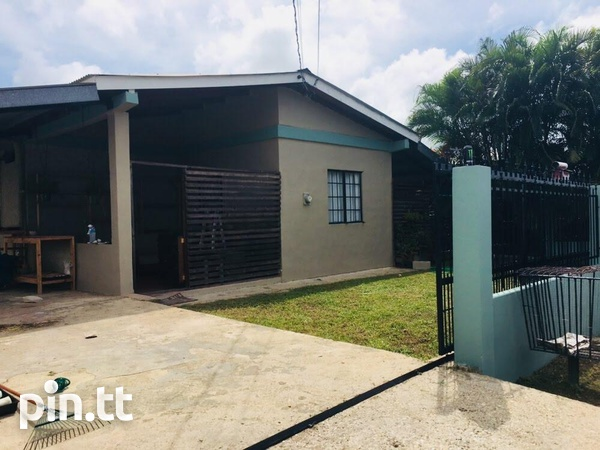 Roystonia Couva House with 2 bedrooms-1