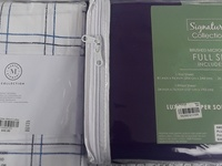 Full size 4pc sheet sets