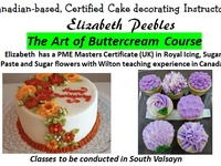 The Art Of Buttercream Course