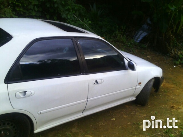 Honda Civic, 2005, PBD-2