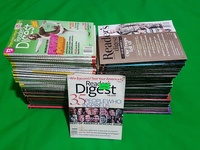 Readers Digest - 65 issues from 2008 to 2018