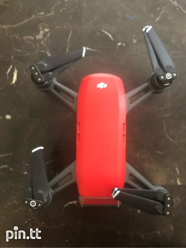 Dji Spark Fly More Combo Plus Accessories-2